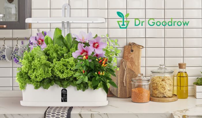 Dr goodrow indoor garden review